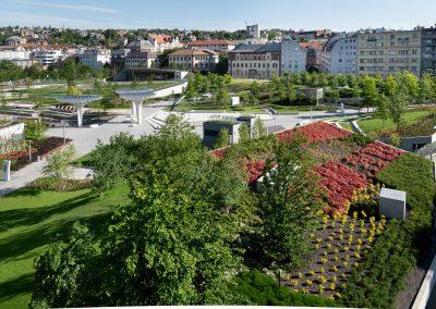 Széllkapu park - TSPC